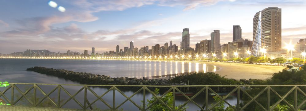 Balneário Camboriú - The wonder of the South Atlantic
