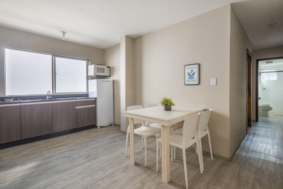 Apartamento Residencial sem varanda