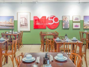 Hotel Melo e Café