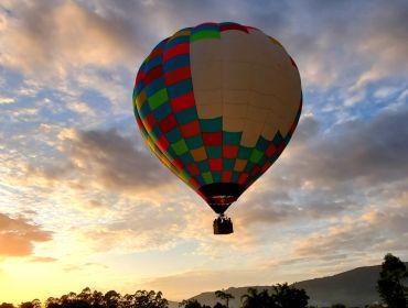 Vou de Balão - Pra quem gosta de aventuras nas alturas!